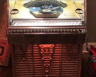 Y1007: Rock Ola Jukebox 1950s  https://www.ebay.com/itm/123861911064