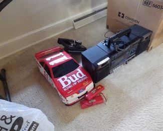 Budweiser RC car prototype
