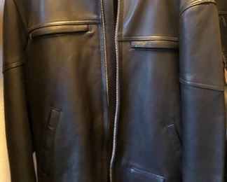 Boss Hoss Cycles Leather Jacket