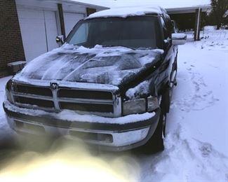 96 Dodge Ram 2500 turbo diesel