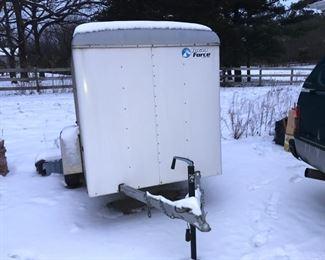 wells cargo trailer 5x8