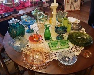 Color glass