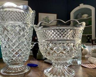 Wexford vases.