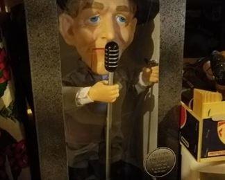 Bing Crosby Doll in Box by Gemmy