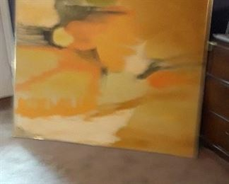 A ABSTRACT ART BY ETTA