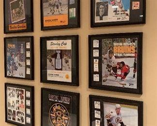 Hockey Wall Decor