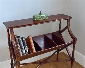 Book Trough, Victorian Style
