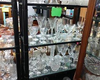 Glassware for sale!  50% - 75% off