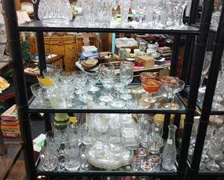 Glassware for sale 50-75% off