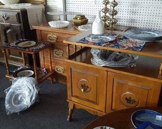 50% off furniture pictured (small table sold)