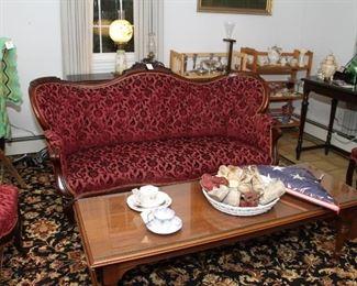 Victorian Parlar set