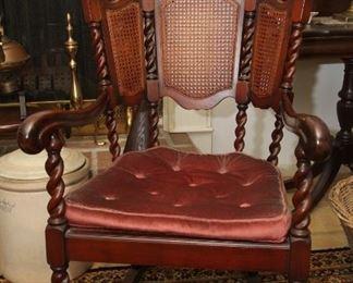 Barley Twisted Chair