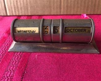 RMS Adriatic Perpetual Calendar