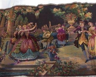 Authentic Belgium tapestry