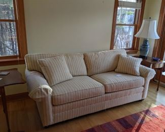 Nice and serviceable sofa bed