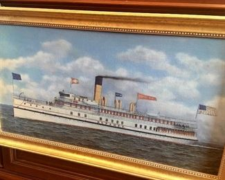 Ship painting (not old)