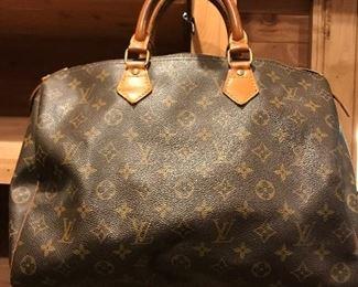 Vintage Louis Vuitton 'Speedy 35'