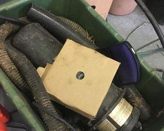 Pond pumps & supplies