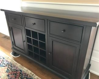 Credenza or buffet by Pottery Barn