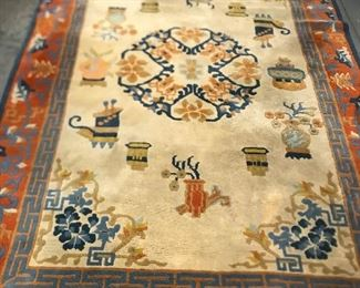 area rug approx 6'x8'