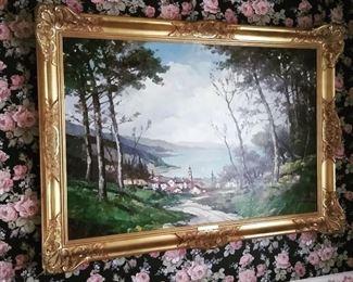 Lake Como Mariano Moreno born 1912