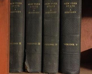 History of NYS