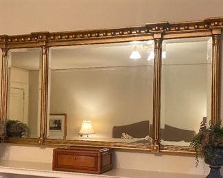 Beautiful Mantle Mirror