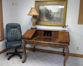 Stunning antique desk