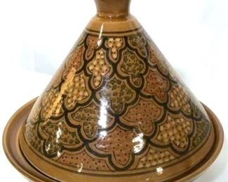 Ceramic Moroccan Tagine