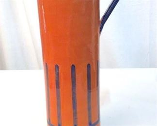 Tall ceramic Drinks Pitcher