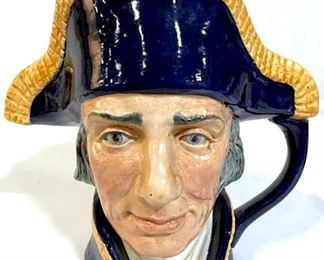 ROYAL DOULTON LORD NELSON Porcelain Mug