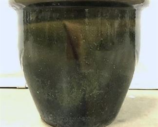 Glazed Ceramic Planter Pot