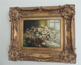 oil painting Sally Kemper
