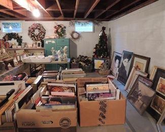 bookes, art, seasonal