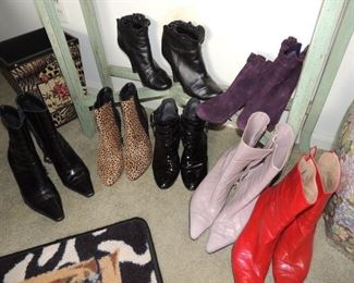 shoes and boots!! 8 1/2