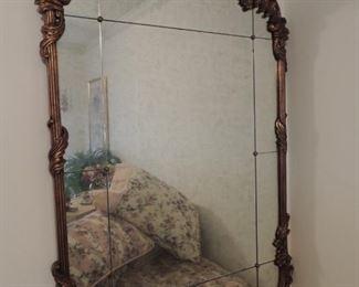 Large decorator mirror (originally $2800.)