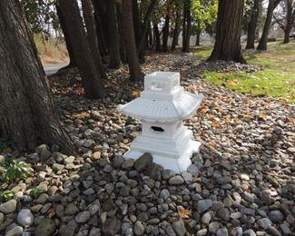 cast iron pagoda