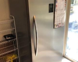 Almost new freezer