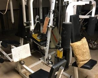 Work out gym