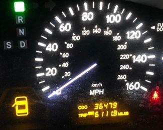 36,000 miles