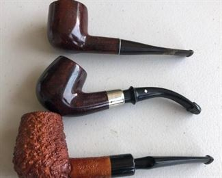 Collection of pipes.