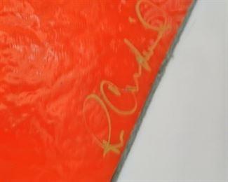 "Mosaic Reproduction of Picasso's ""La Reve"" (The Dream)"