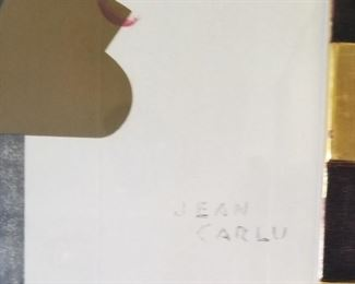 """Pepa Bonafe"" - Jean Carlu"