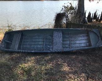 12ft flat bottom boat