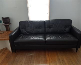 $180  Brown sofa