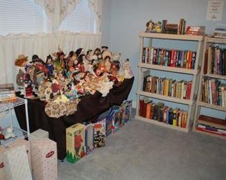 Books/dolls