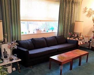 Pristine mid century sofa