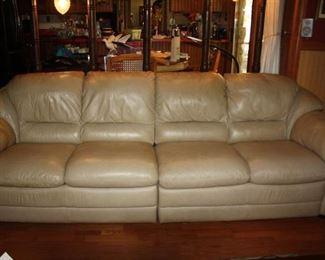 Italo Leather Sofa/Sectional