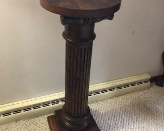 Antique Plant Stand in Great Condition