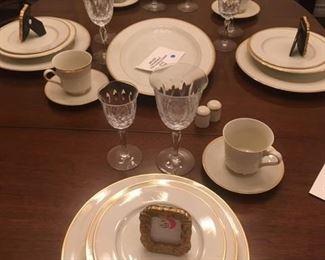 kitchina on table
